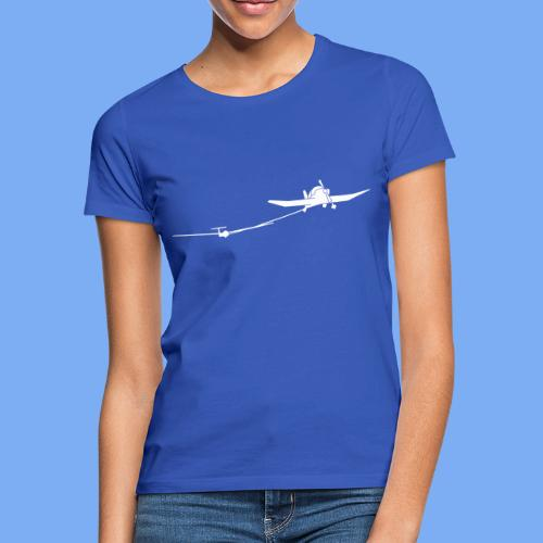 towing a glider - Women's T-Shirt