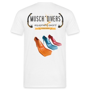 MD 2017 Award Shoes - Männer T-Shirt