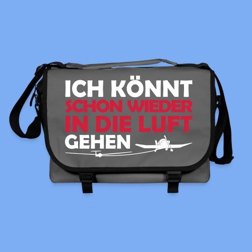 Segelflieger lustiges Design - Shoulder Bag