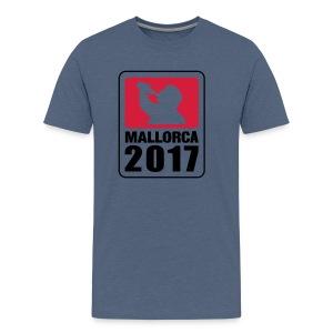 Mallorca 2017 - Männer Premium T-Shirt