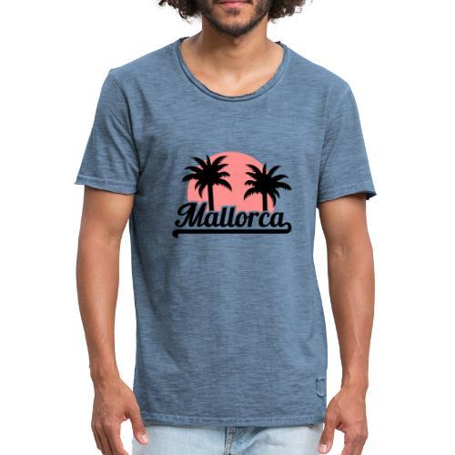 Mallorca - Männer Vintage T-Shirt
