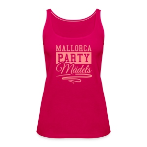 Mallorca Party Mädels - Frauen Premium Tank Top