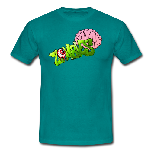 Zombie - Camiseta hombre