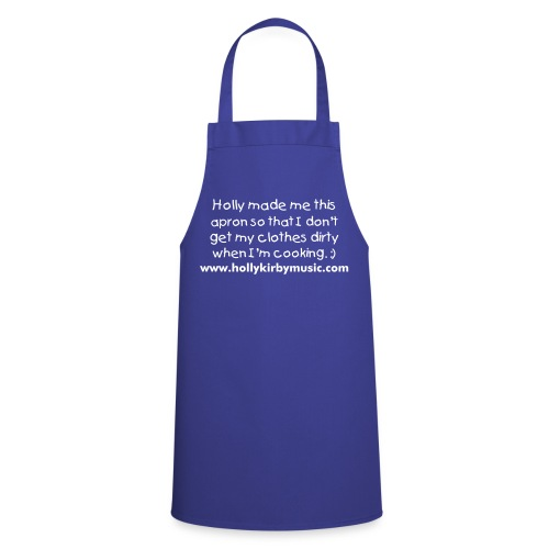 Holly Kirby Music Cooking Apron - Cooking Apron