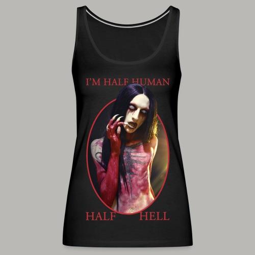 HalfHell - Women's Premium Tank Top