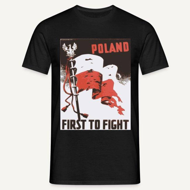 Poland - first to fight (kolorowa)