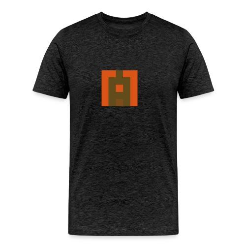 Lifealbum M orange - Herren Premium Shirt - Männer Premium T-Shirt