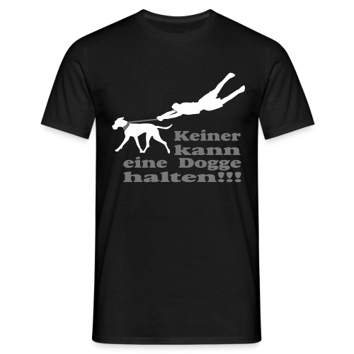 Halten - Männer T-Shirt