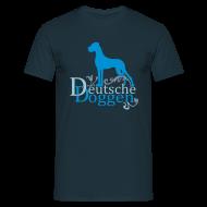 T-Shirts ~ Männer T-Shirt ~ Deutsche Doggen