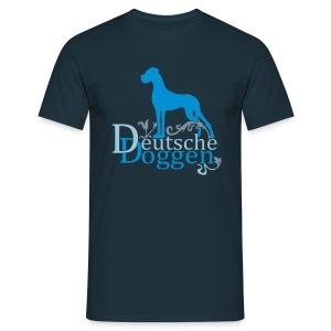 Deutsche Doggen  - Männer T-Shirt