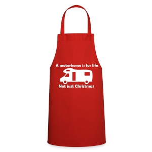 Apron - A Motorhome is for Life - Cooking Apron