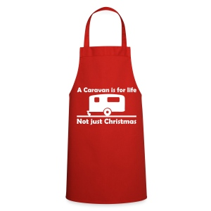 Apron - A Caravan is for Life - Cooking Apron