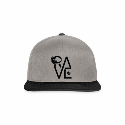Rave hard - Cap - Snapback Cap