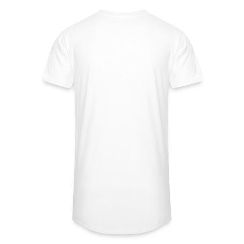 Create a Legacy all White - Männer Urban Longshirt