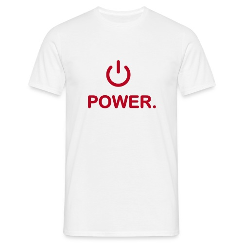 I've got the power - T-shirt Homme
