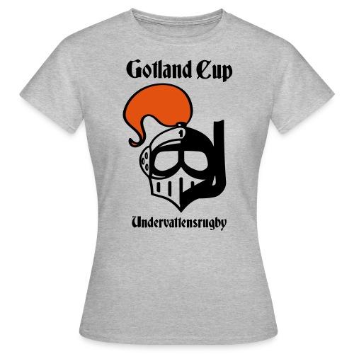 Dam T-Shirt - Gotland Cup 2017 - T-shirt dam