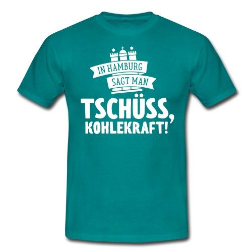 HH – Tschüss, Kohlekraft! - Männer T-Shirt