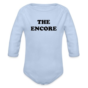 Baby body - The Encore - Økologisk langermet baby-body