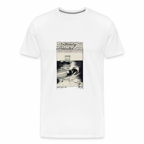 Fresh, 150 g/m2 - Men's Premium T-Shirt