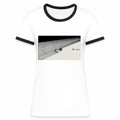 DEFINE - Women's Ringer T-Shirt