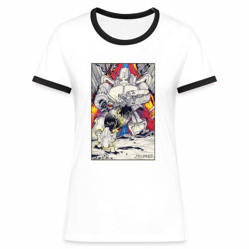 ADVANCE - Women's Ringer T-Shirt