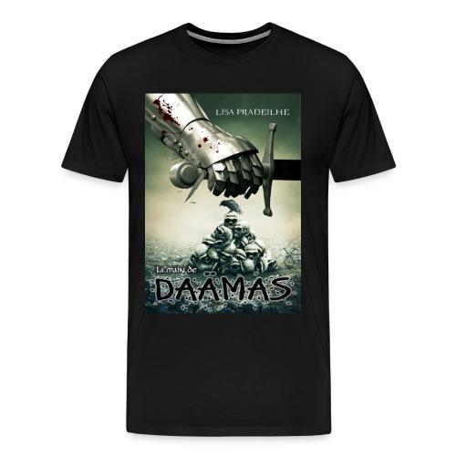 T-Shirt Homme Daämas - T-shirt Premium Homme