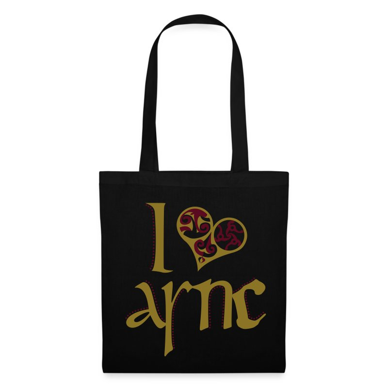 I Love ASNC Tote - Tote Bag