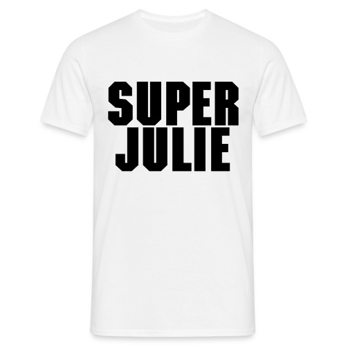 Super Julius - T-skjorte for menn
