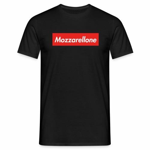 Maglietta uomo Mozzarellone - Maglietta da uomo