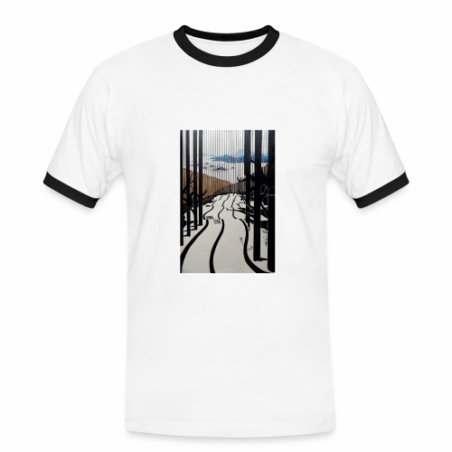 LIFE PATH - Men's Ringer Shirt