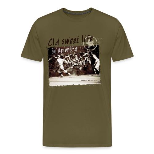orazus old sweet life - T-shirt Premium Homme