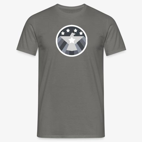 Sotakarjut - UFN logo - Miesten t-paita