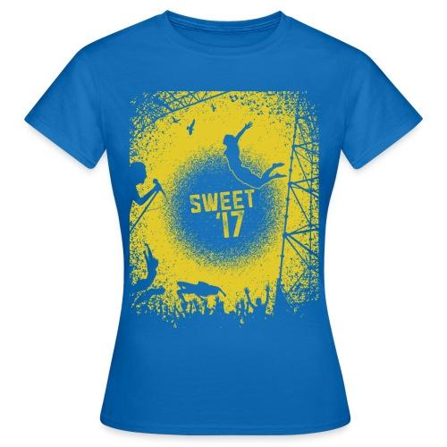 Sweet '17 Festival T-Shirt - Frauen T-Shirt
