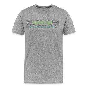 openQA T-Shirt - Men's Premium T-Shirt