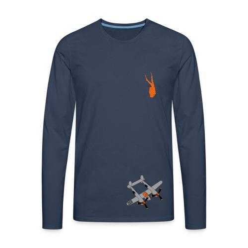 T shirt cedric - T-shirt manches longues Premium Homme
