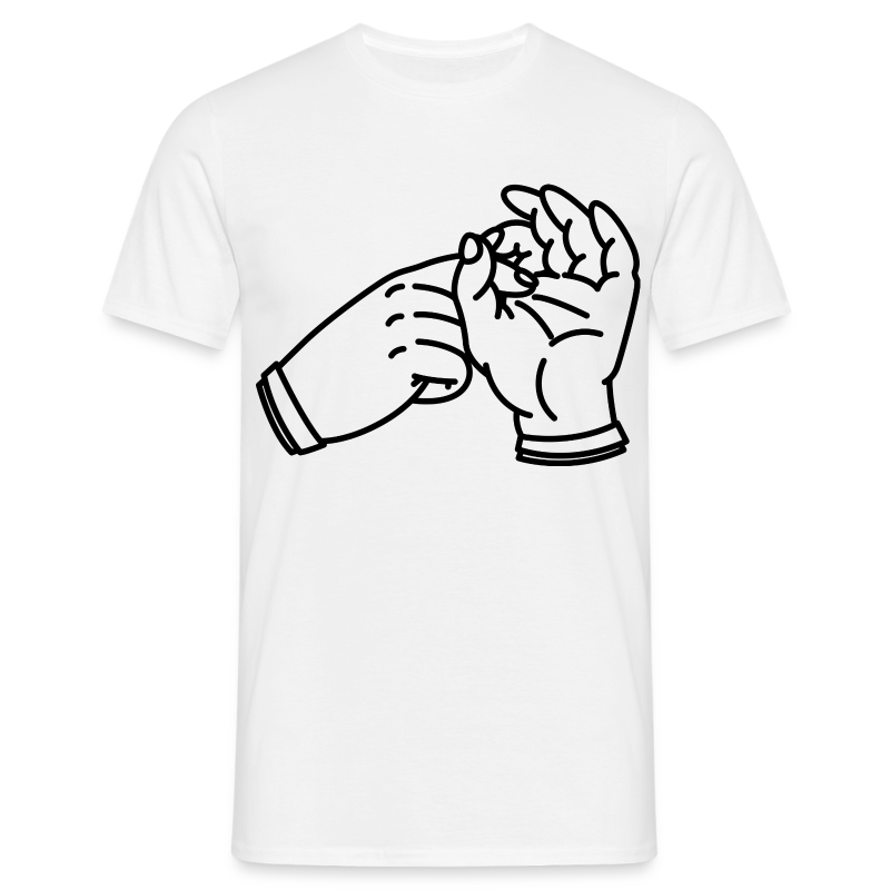 Fingers - T-shirt Homme