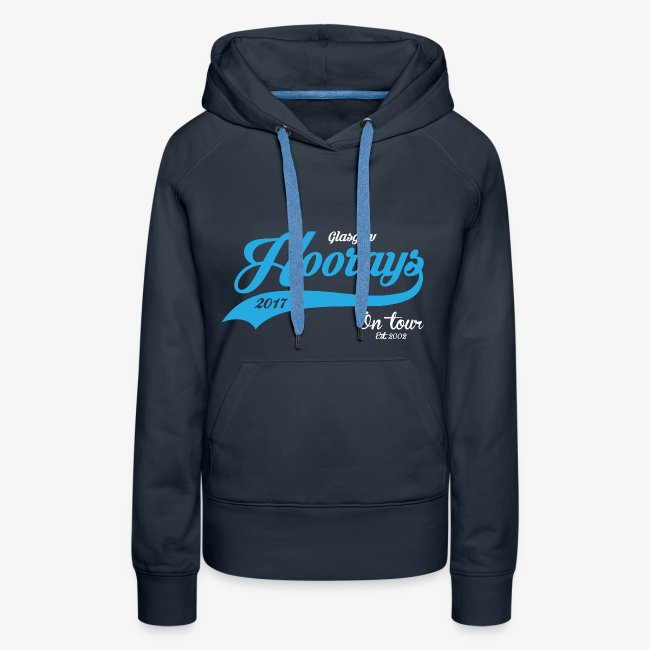 Hoorays on Tour 2017 Female/Petite Hoodie