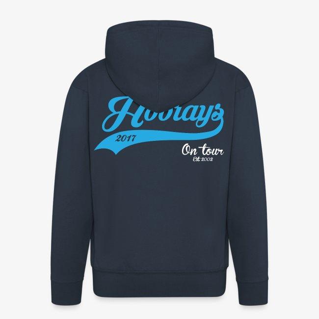 Hoorays on Tour 2017 Zip Hoodie