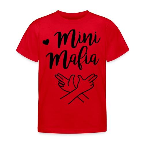 Mini-Mafia (Größe 98 bis 128)  - Kinder T-Shirt