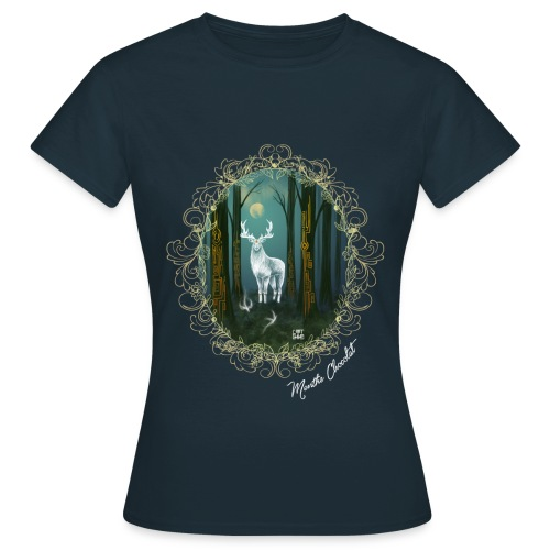 T-shirt Femme - Animal Spirit - Cerf - T-shirt Femme