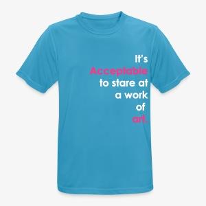 It's Acceptable - Men's Breathable T-Shirt