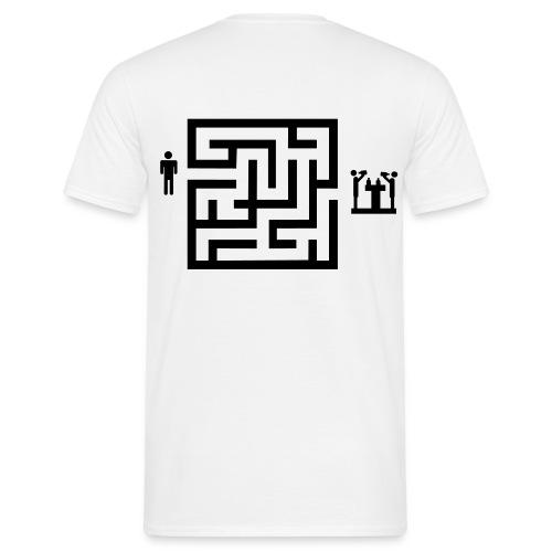 la-beer-inte - T-shirt Homme