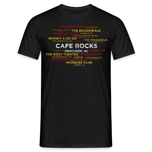 Legendary Rock Clubs - Mannen T-shirt