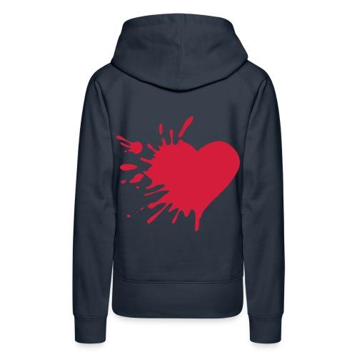 Love Hurts - Women's Premium Hoodie