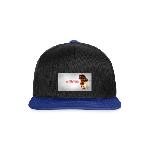 Official DO SOMETHING, JAKE Snapback Cap - Snapback Cap