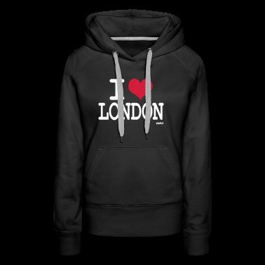 Nero i love london by wam Pullover