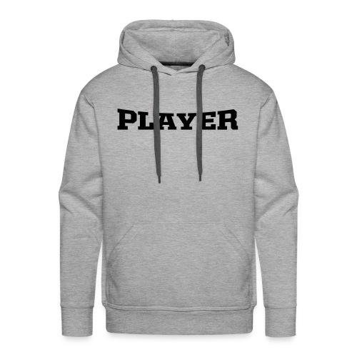 Player - Premium hettegenser for menn