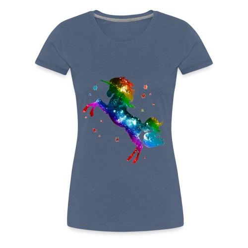 Zauber Einhorn - Frauen Premium T-Shirt