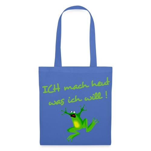 Frosch - Stoffbeutel