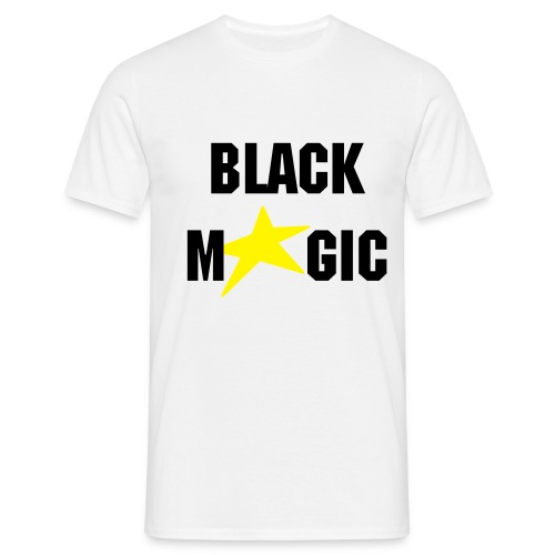 Black Magic 1 - Men's T-Shirt